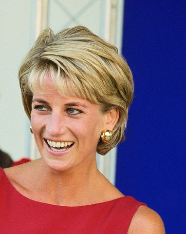 Images of princess diana hairstyles