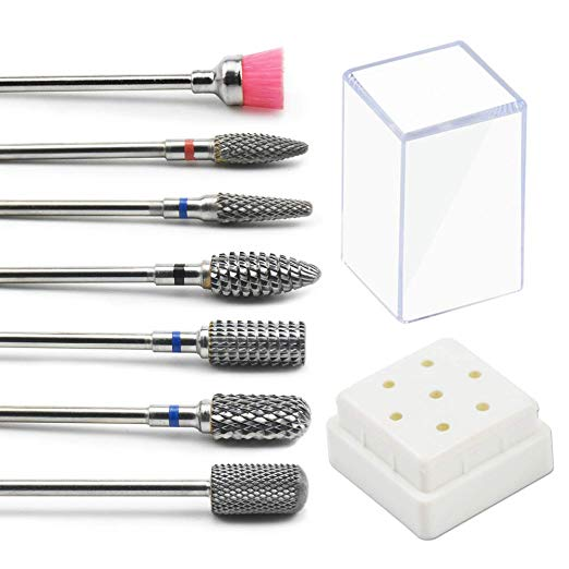 Best drill bits for acrylic nails