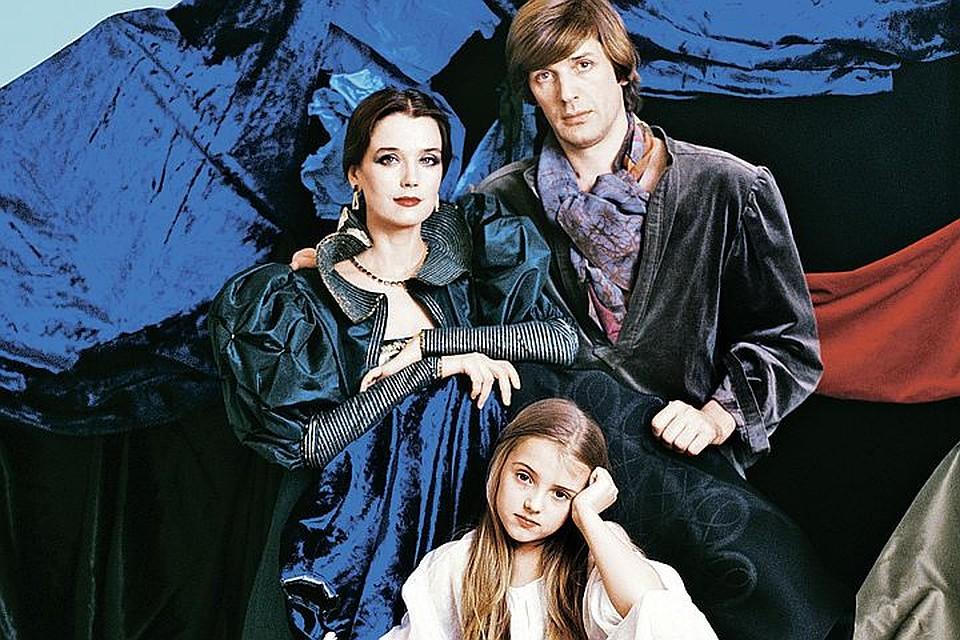 Александр и Ирина расписались в 1976 году. Приемную дочь Ксению актер полюбил как родную. Фото: Валерий ПЛОТНИКОВ