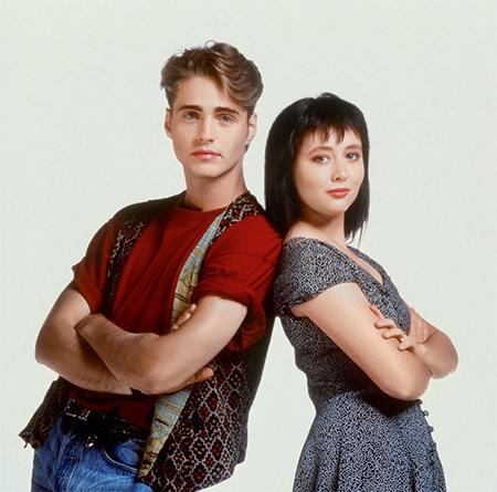 """Шэннен в сериале """"Беверли-Хиллз, 90210"""""""