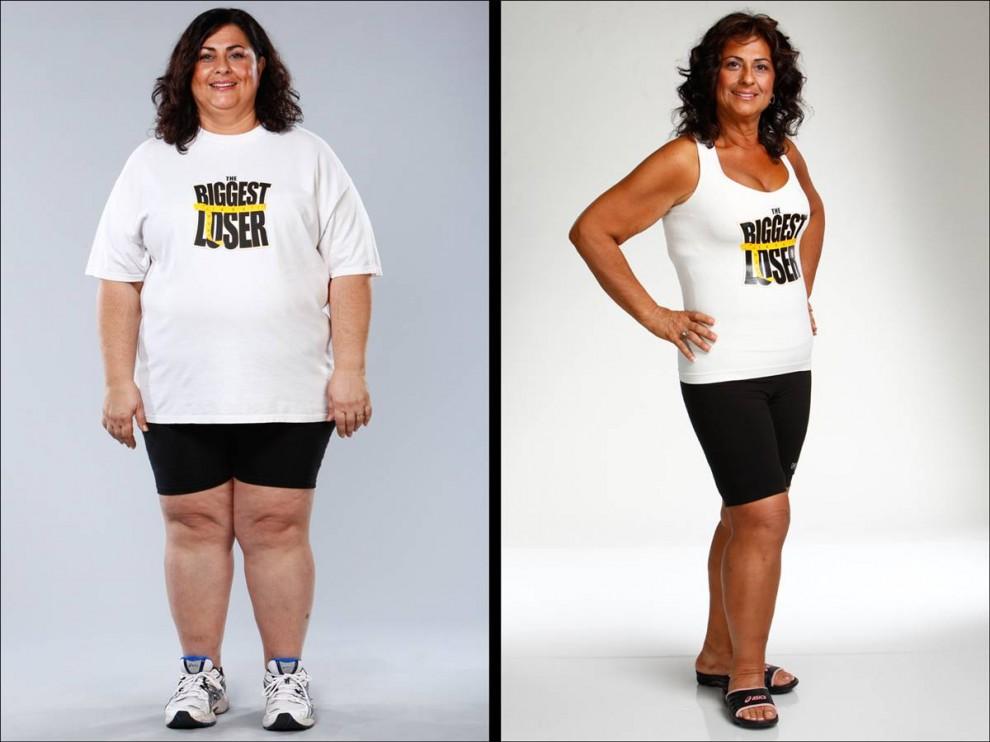 Похудевшие на 100 кг