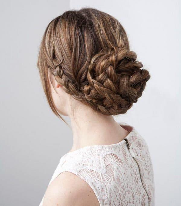 Как можно красиво волосы собрать