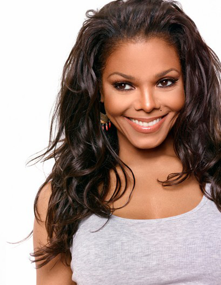 Janet jackson new haircut 2012