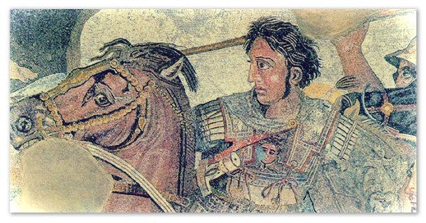 Александр македонский сообщение