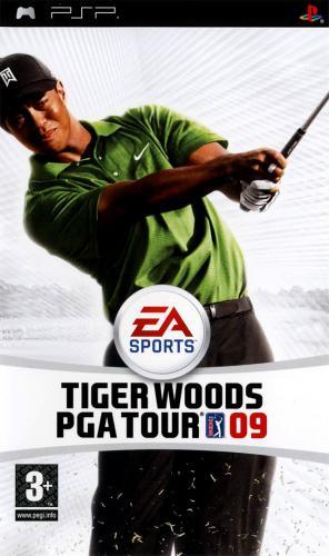 Tiger woods psp 09