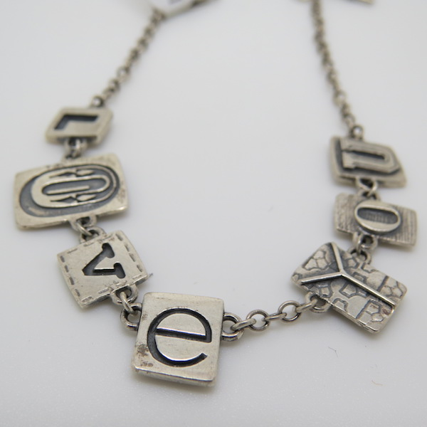 Love you bracelet