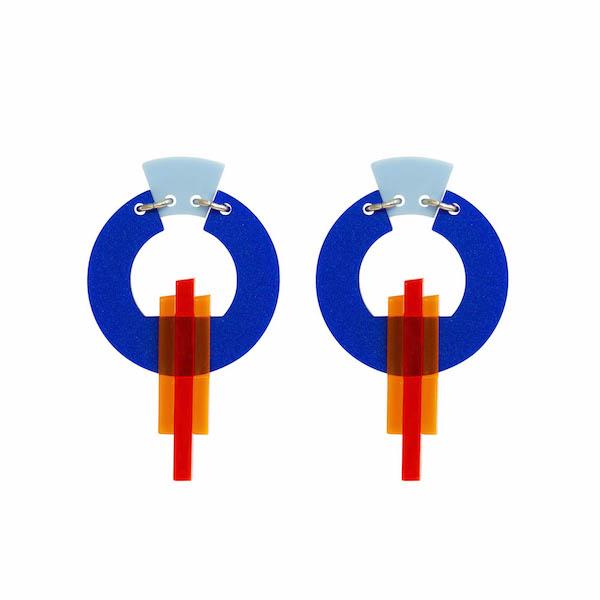 pop drops mandarin royal blue