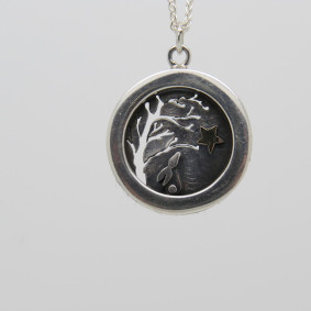Twilight necklace. small