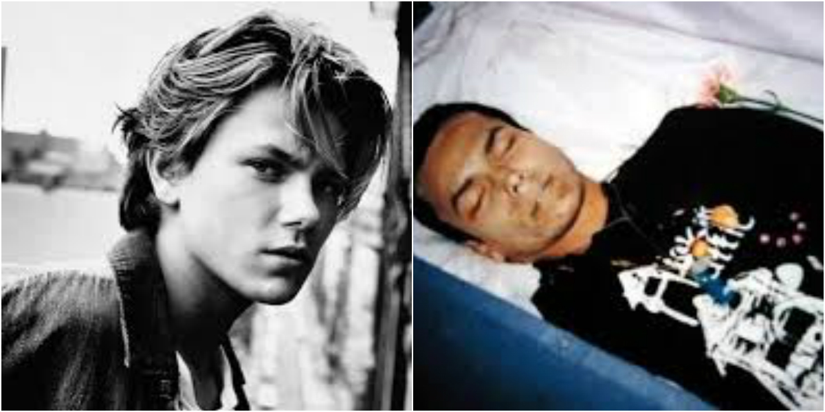 photos of dead celebrities corpses