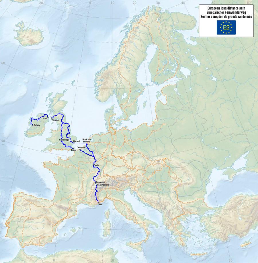 E2 - European Long Distance Path