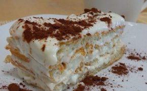 Кусок торта Наслаждение по Дюкану