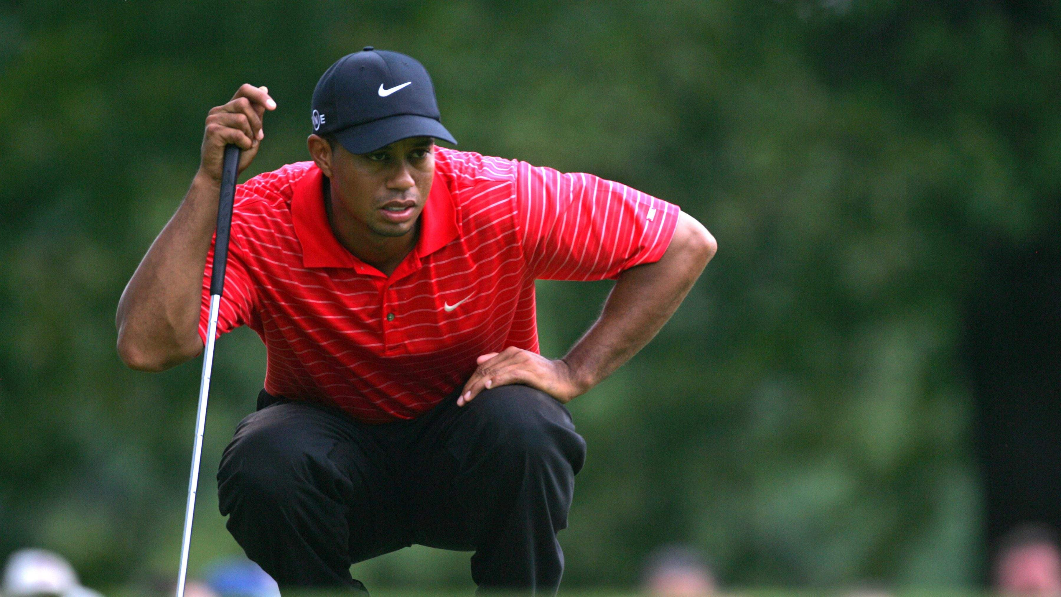 Tiger Woods contract Nike terms