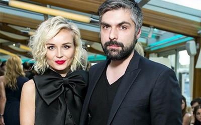 Полина гагарина с сыном и фото