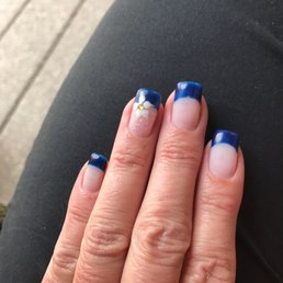 Photo of Creative Nails - Reno, NV, United States. Loving what Tammy did to my nails
