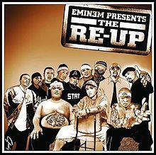 Eminem re up track listings