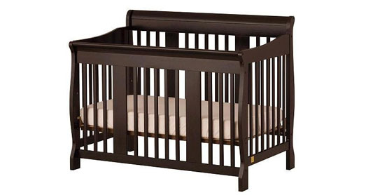 Good Value Stork Craft Tuscany 4 In 1 Stages Crib