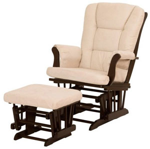 Genial Stork Craft Tuscany Glider And Ottoman