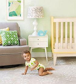 Baby Crib Safety
