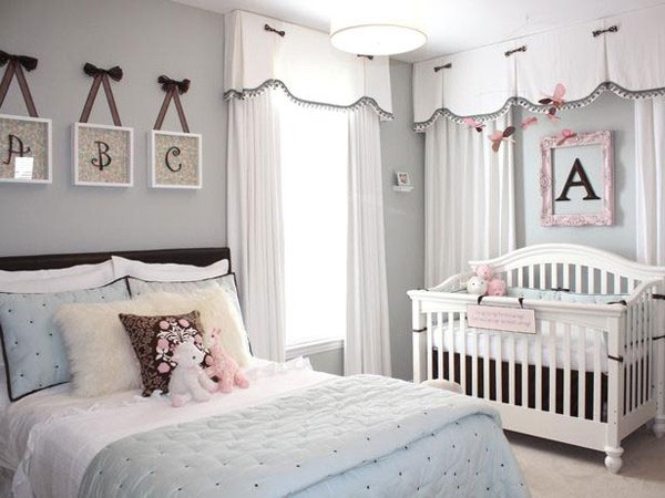 The Baby Bed Cribs Mattresses And Nursery Ideas