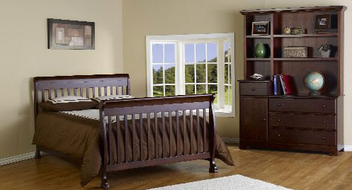 DaVinci Kalani Crib Convertible to Full Size Bed