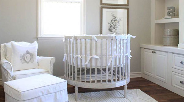 Round-Baby-Crib