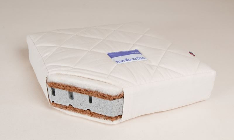 Heather's Review: NaturalMat Coco Mat Crib Mattress