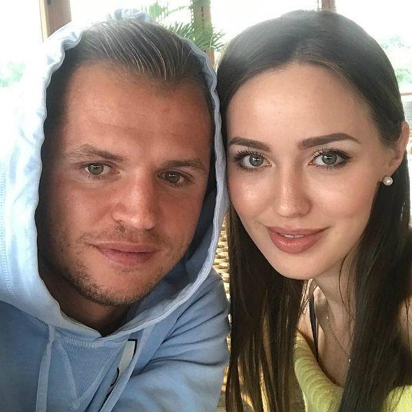 Дмитрий тарасов и анастасия костенко инстаграм