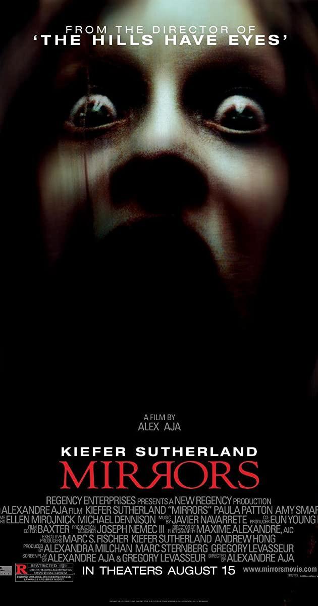 Mirrors kiefer sutherland movie