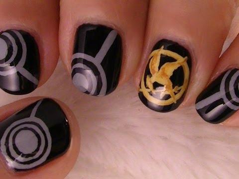Finger nails games