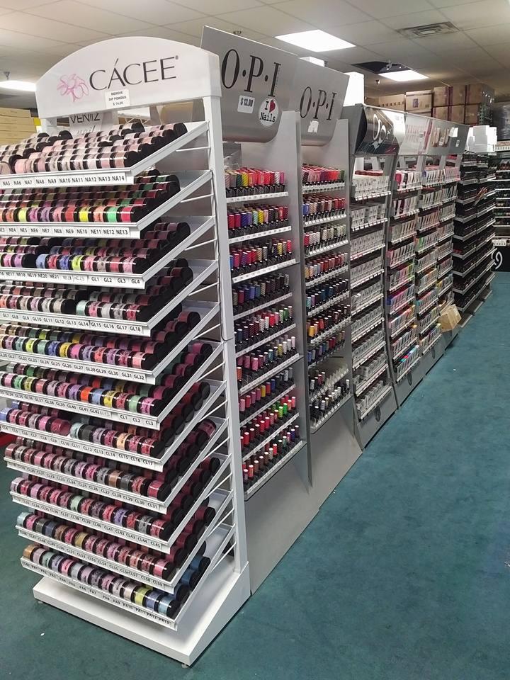 Mall nails supply