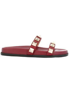 сандалии на плоской подошве Valentino Garavani Valentino