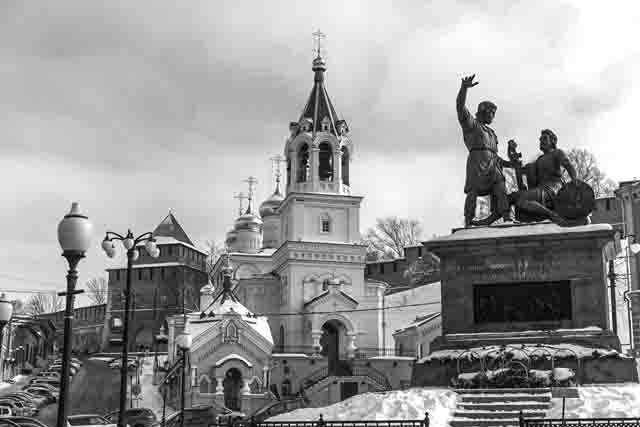 Нижний новгород край