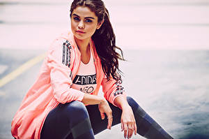 Фото Selena Gomez Adidas Девушки