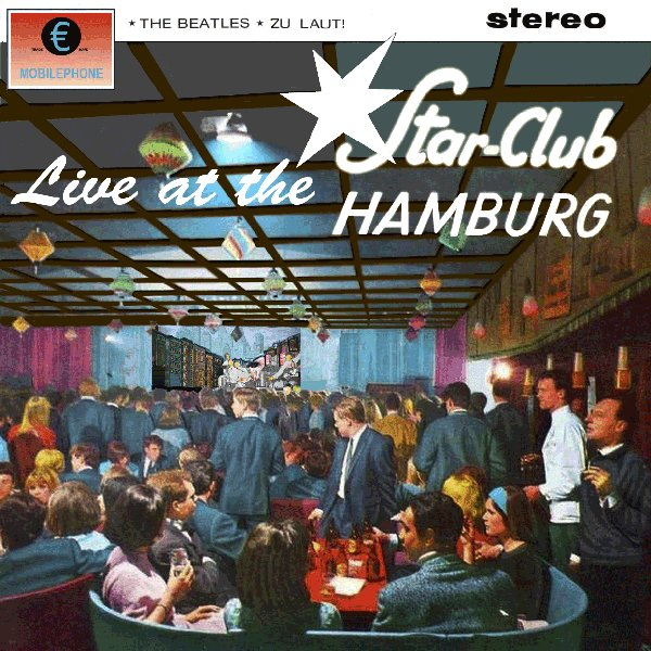 Live at the star club hamburg beatles