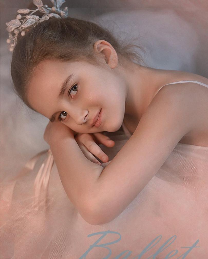 Дочь Кристины Орбакайте