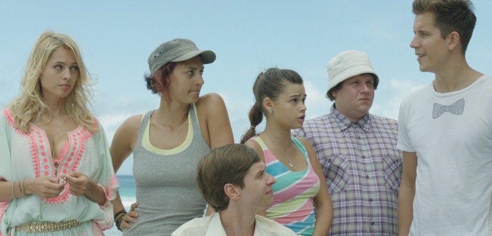 Тнт актеры острова