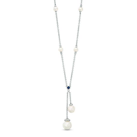 Vera wang pearl necklace