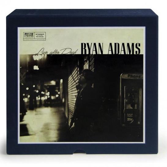 Ryan adams live after deaf