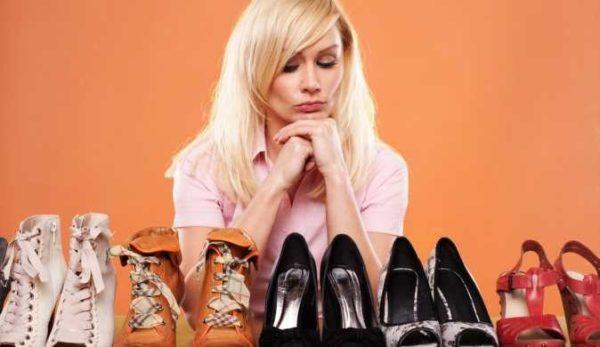 Как сузить кожаные туфли