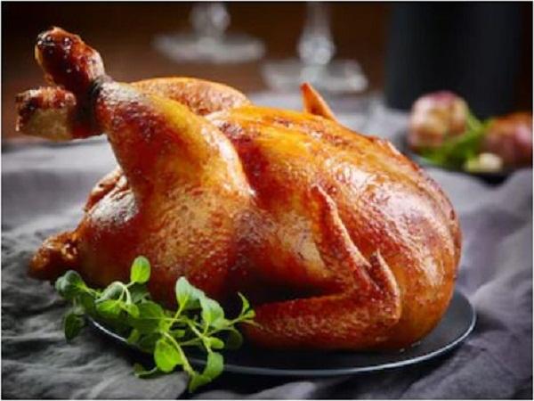 Сколько курицу в духовке делать