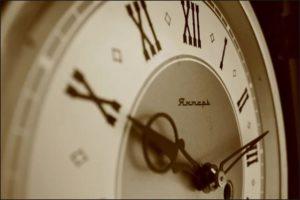 Примета остановка часов