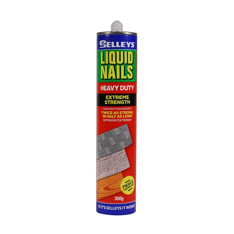 How strong is liquid nails