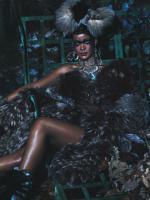 Фотосессия Рианны для журнала W за сентябрь 2014