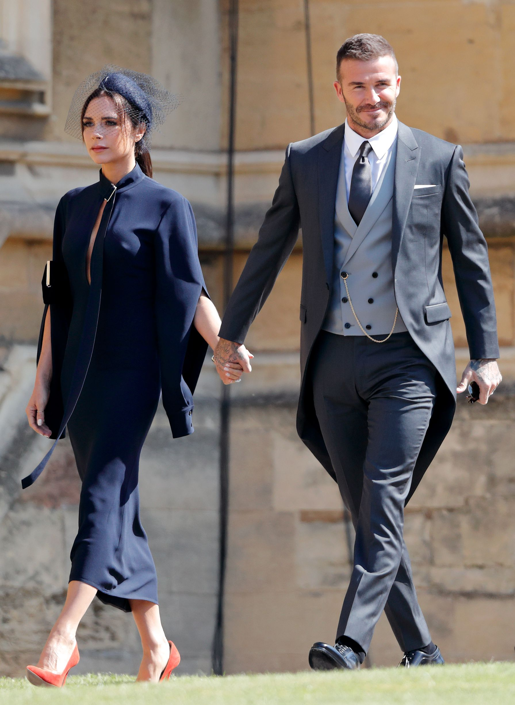 David beckham suits photos