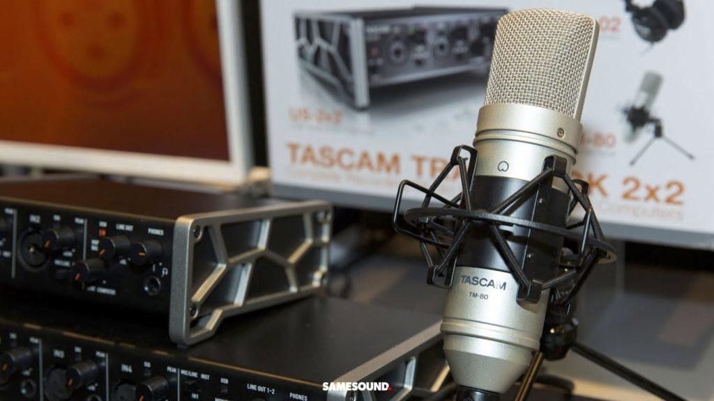 Микрофон хороший для вокала