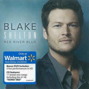 Red River Blue (CD, Album) album cover