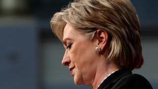 Hillary clinton v barack obama