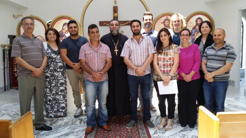 Parish Council - AGM 2014