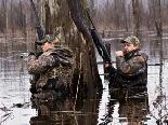 Drake waders for duck hunting