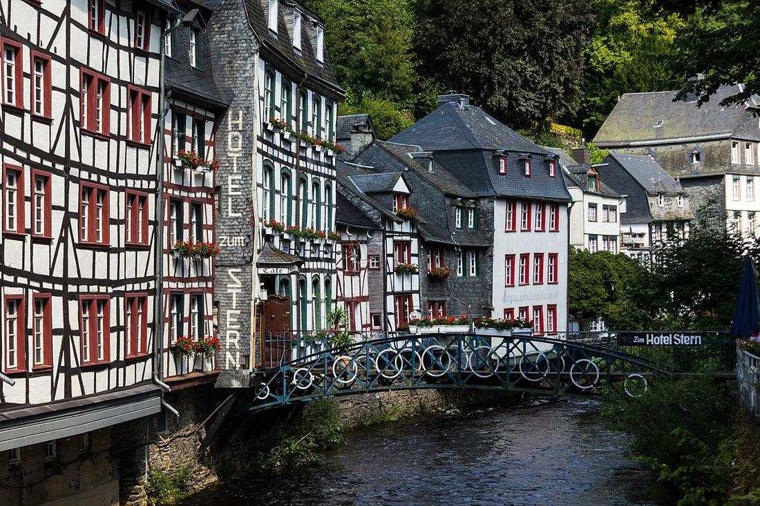 Самые красивые города в германии